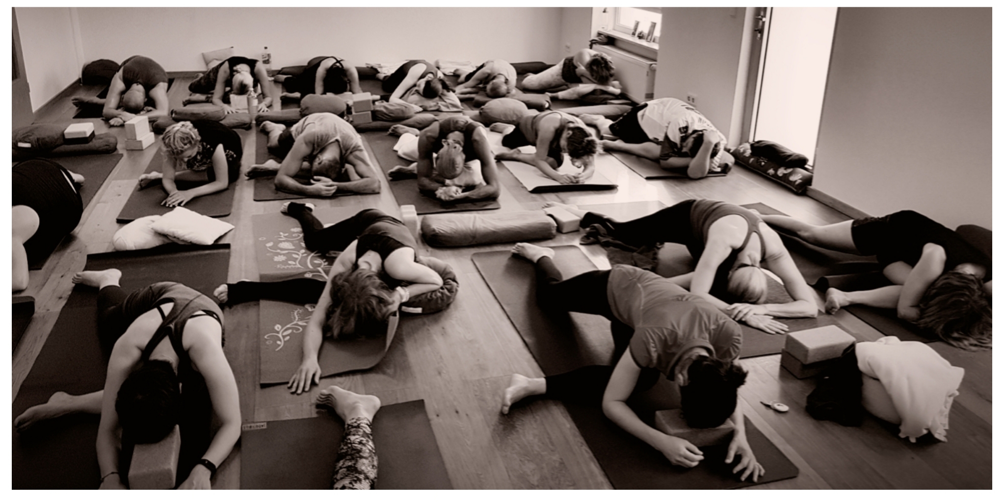 Yin Yoga Sammy Yoga Com